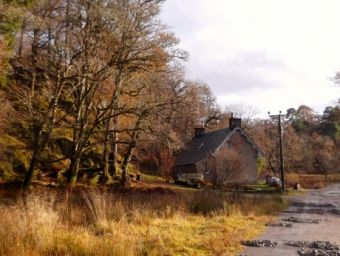 Creative Retreats in Northern Scotland | Invererne