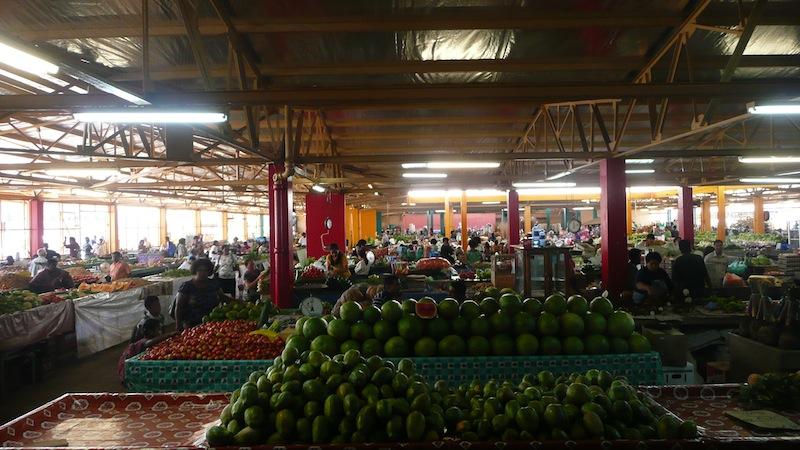 Suva market, Fiji